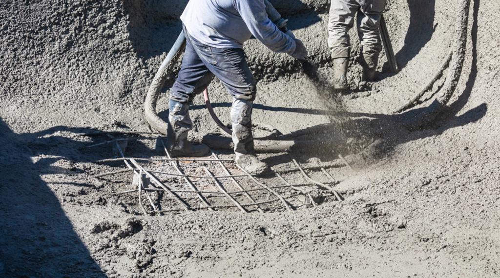 püskürtme beton